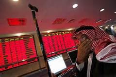خسائر سوق الأسهم 1