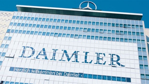 دايملر الألمانية