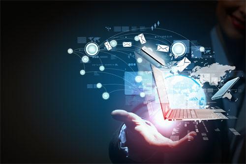 الشركات الرقمية