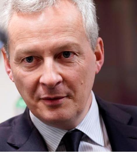 وزير المالية الفرنسي