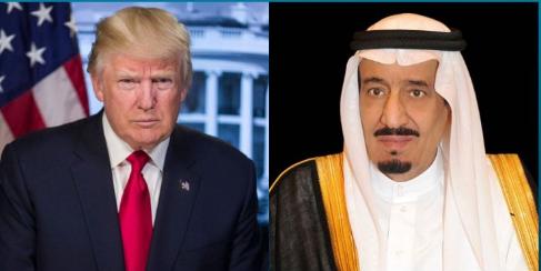 السعودية وامريكا