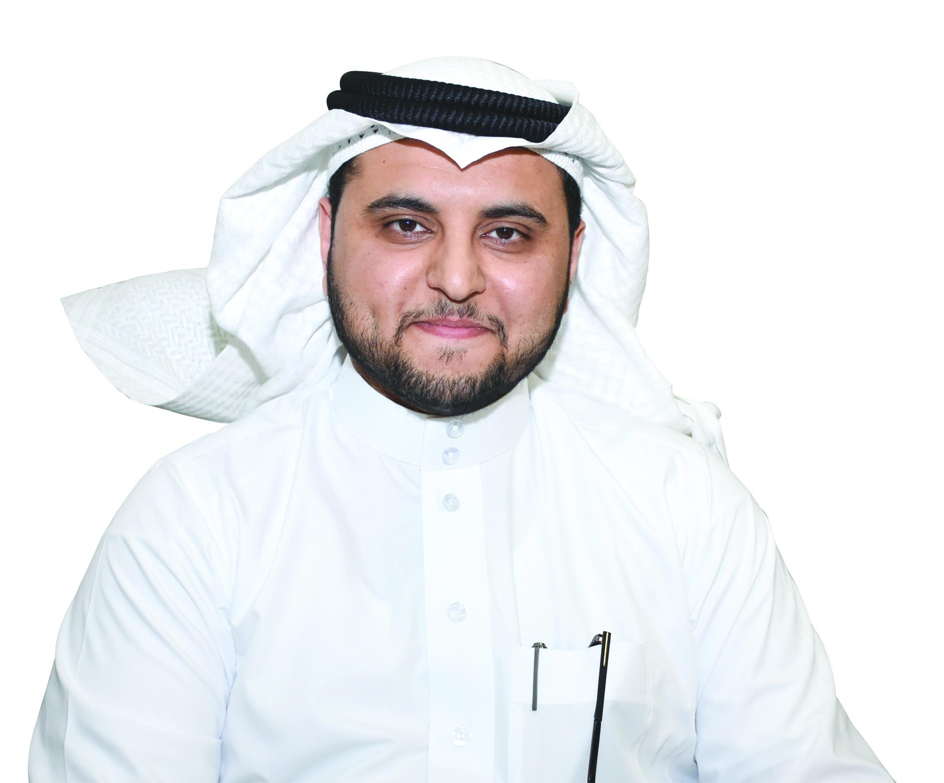 مشاري بن عبدالمحسن الجبر رئيس المجلس 1