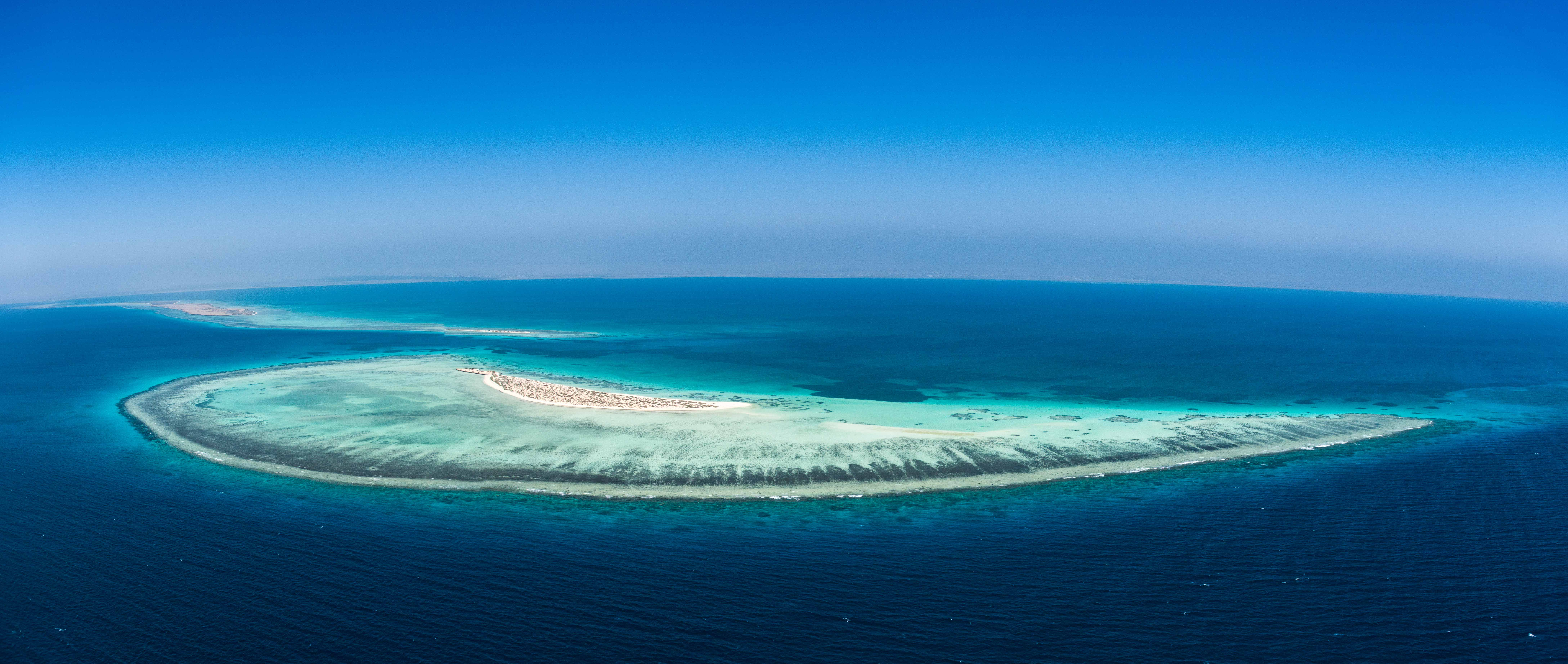 The Red Sea Project on Saudi Arabia's west coast is envisioned as an ultra-luxury tourism destination for nature, adventure, wellness, and culture