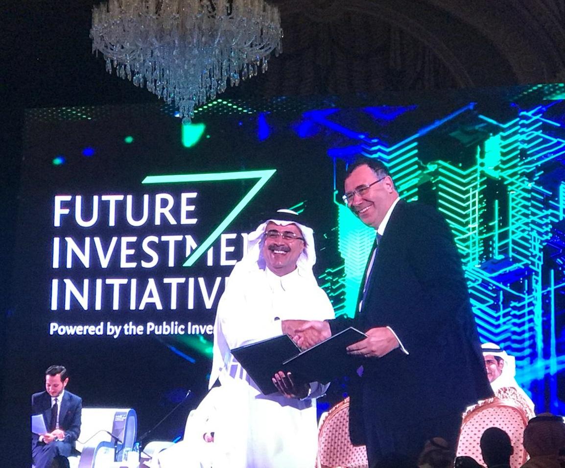 أرامكو السعودية توقع 15 مذكرة تفاهم بنحو 34 مليار دولار خلال مبادرة مستقبل الاستثمار - 1