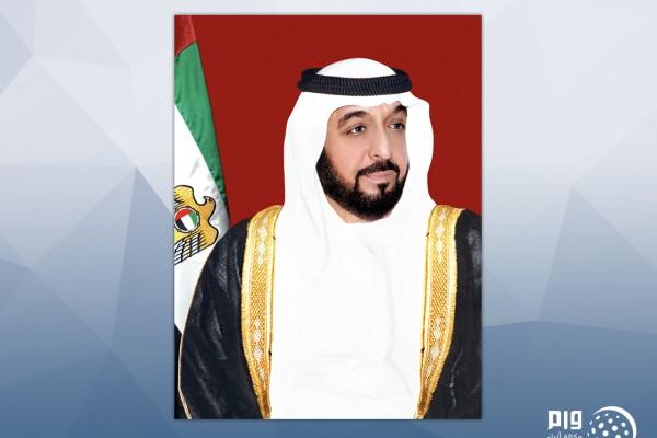 رئيس الامارات