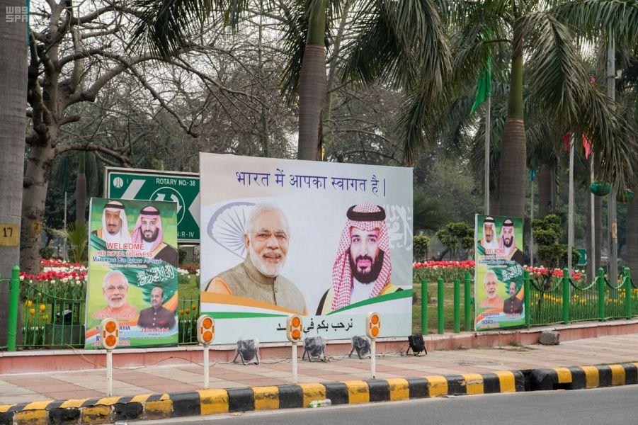 ولي العهد في الهند