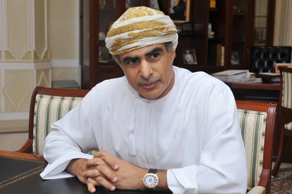 وزير النفط العماني