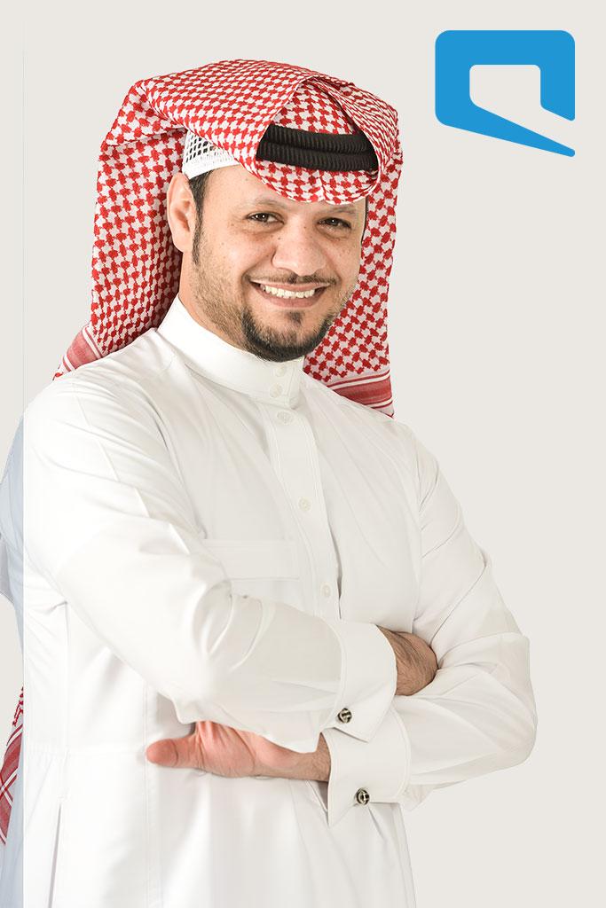 المهندس إسماعيل الغامدي الرئيس التنفيذي لرعاية العملاء موبايلي (1)