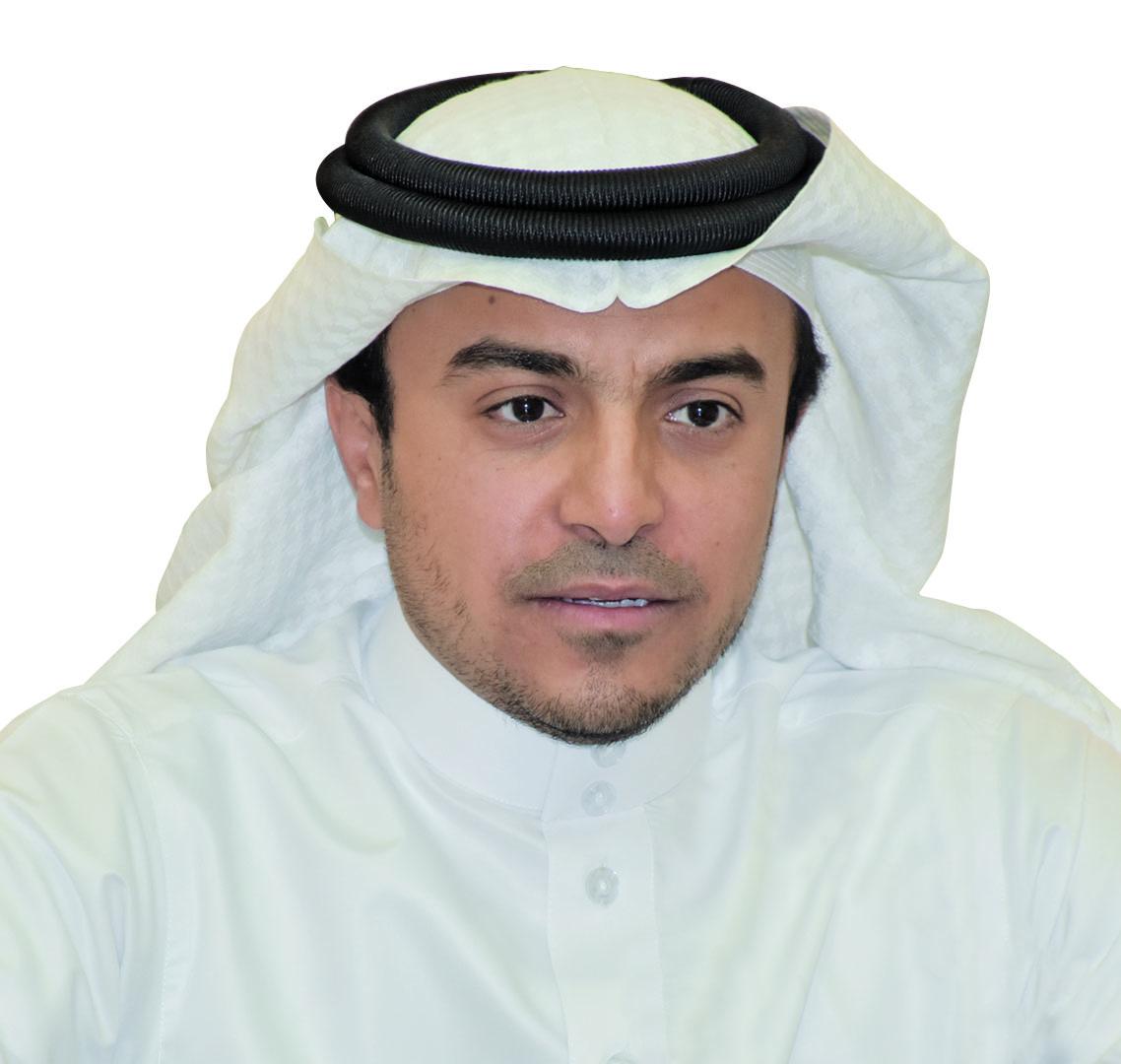 الدكتور إبراهيم ال الشيخ مبارك أمين عام الغرفة