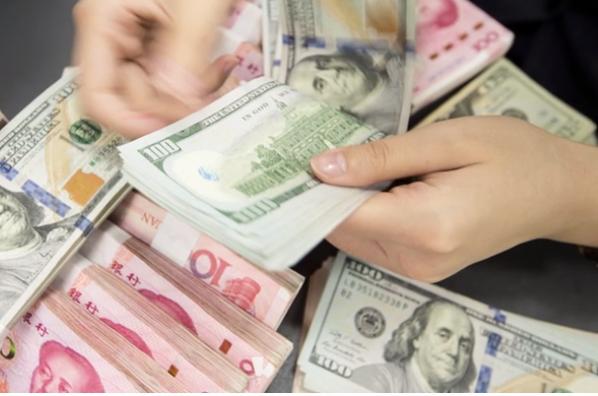 دولار ين