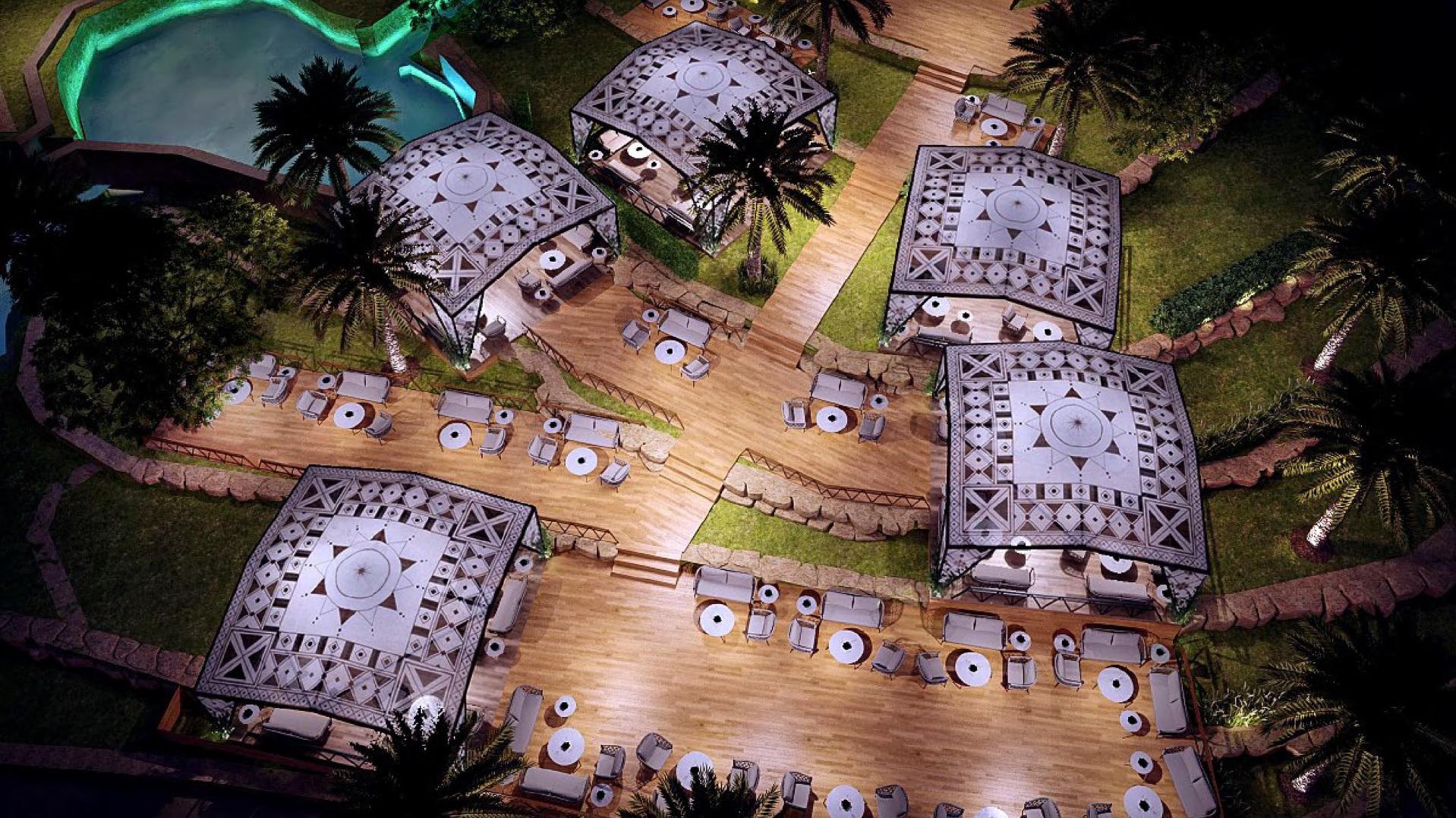 Bujairi Experience - prestigious entertainment in the historical city