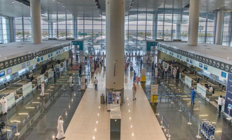 مطار الملك خالد الدولي_2