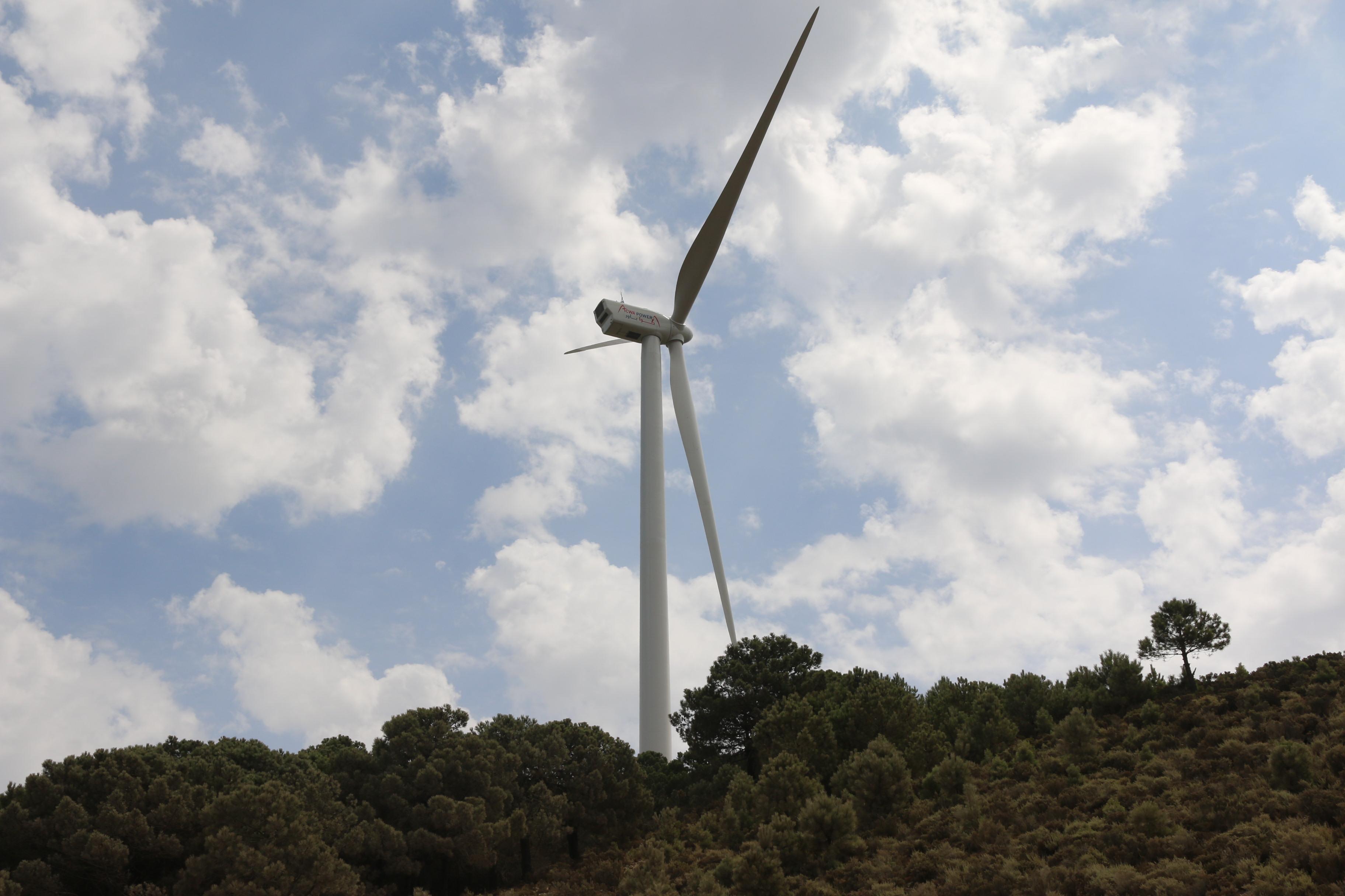 Generic Photo - Wind Power Plant