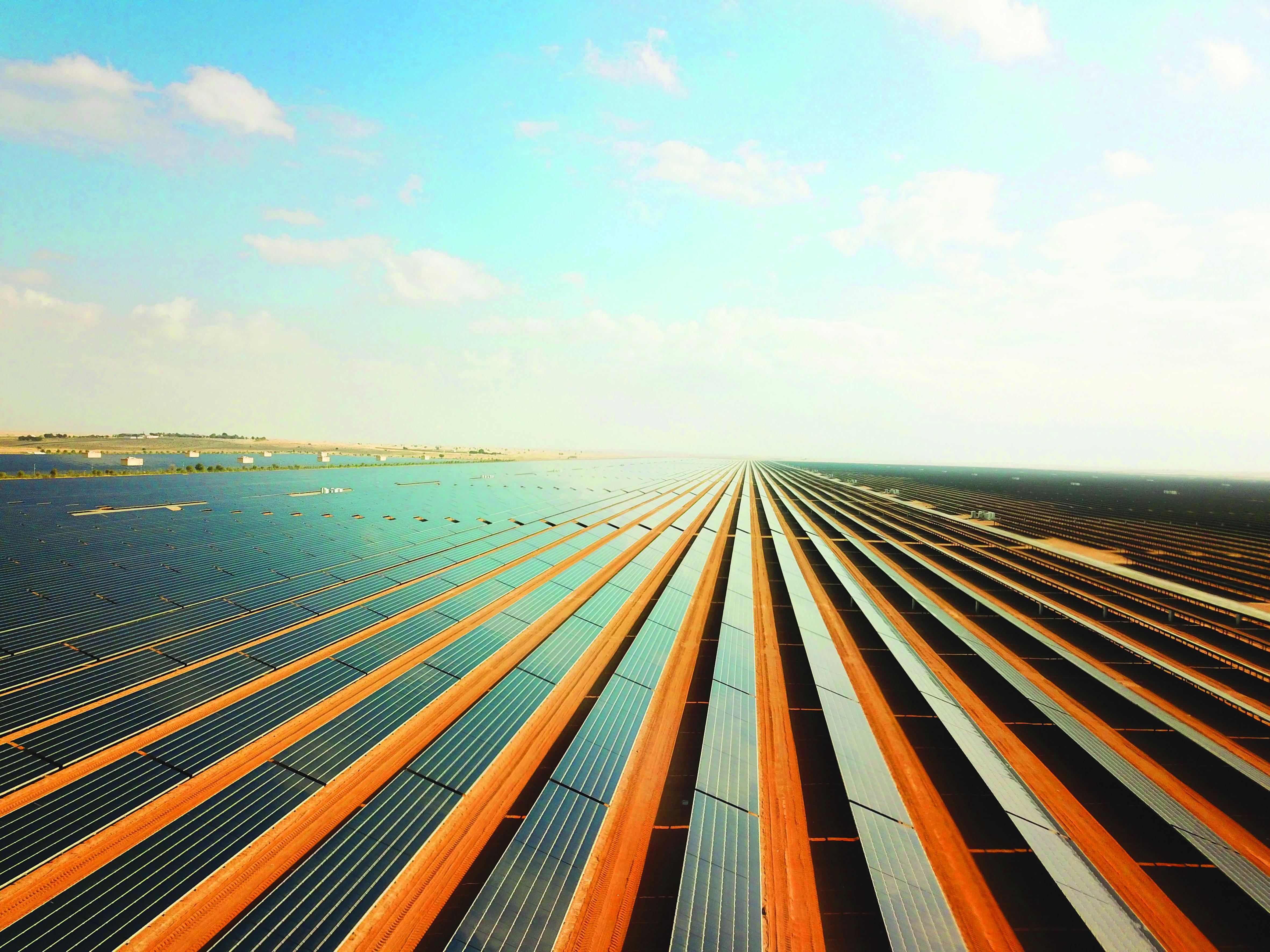 Generic PV Solar Plant