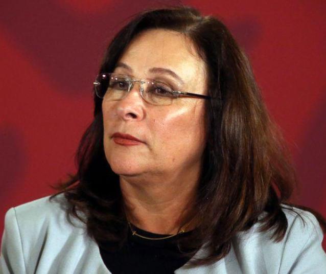 وزيرة الطاقة المكسيكية روسيو نالي