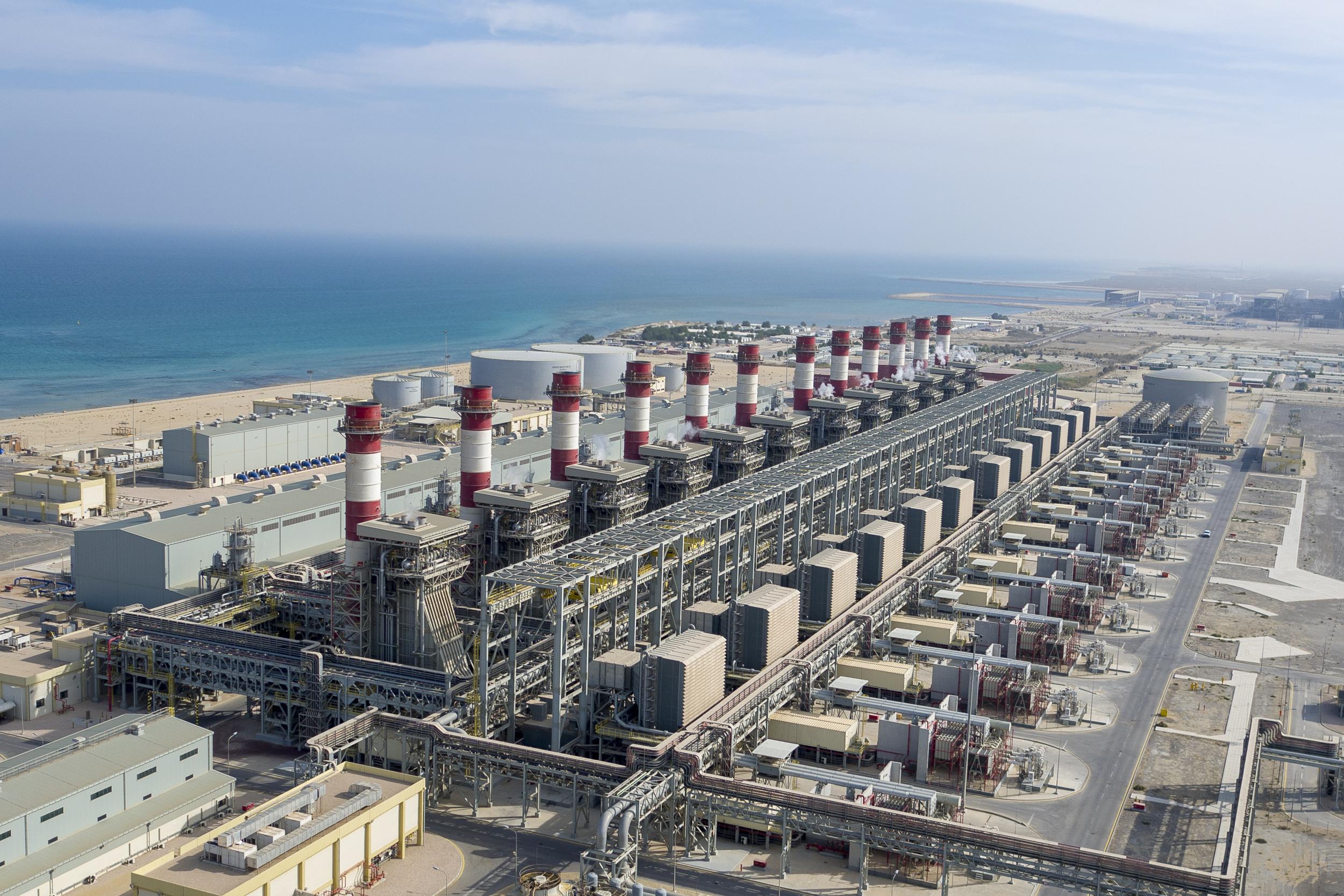 Qurrayah IPP - Saudi Arabia (KSA)