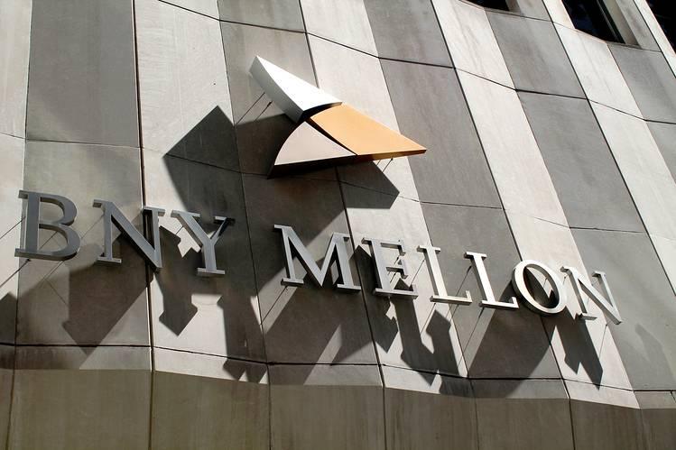 بنك نيويورك ميلون