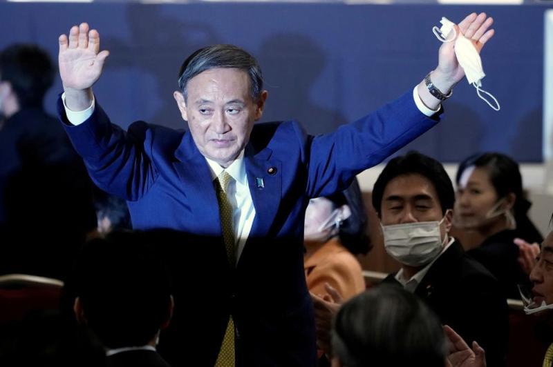 سوجا - رئيس اليابان