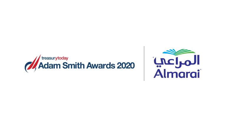 Almarai Logo & Adam Smith Awards 2020-768x432