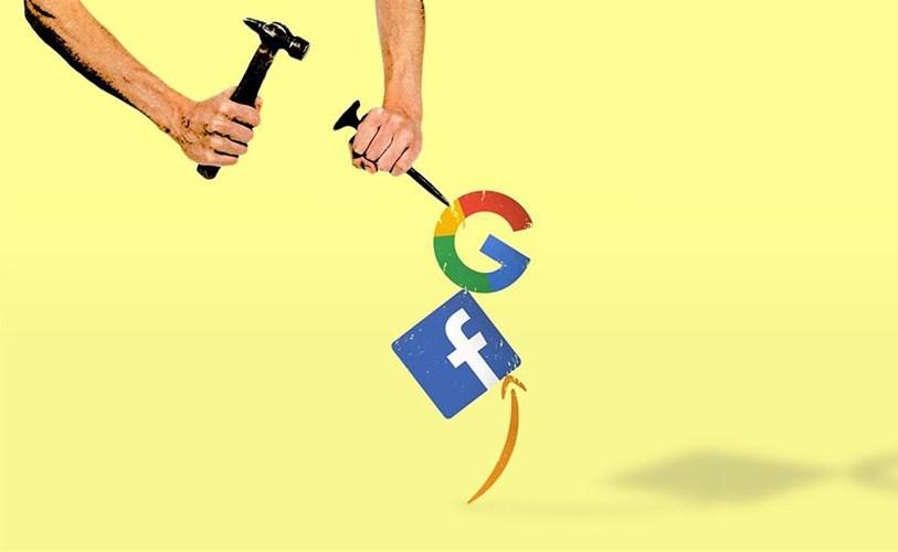 فيسبوك غوغل أمازون